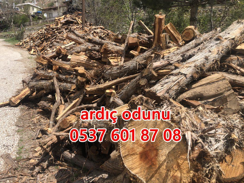 Bozkır tahini odun ateşinde.