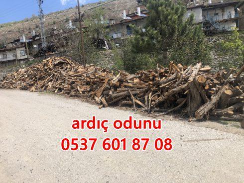 satılık ardıç odunu, meşe odunu, çam odunu